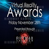 First for VR - the Virtual Reality Awards 2014 to Stream Friday 28th November!