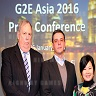 Inaugural Asia Gaming Awards at G2E Asia 2016 to Honour the Gaming Industry
