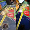 Atari Centipede arcade machine restoration