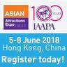 393 Companies on Showcase at Hong Kong Asian Attractions Expo