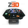 Voxon Launches the Z3D, the World's First 3D Holographic Arcade Machine