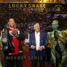The Lucky Snake, the Largest Arcade Located on the Famous Boardwalk, Celebrates its VIP Opening