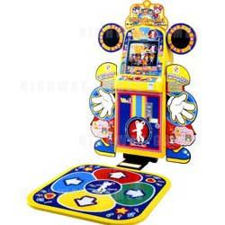 Dance Dance Revolution Kids Arcade Machine