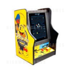 Pac Man 25th Anniversary Edition - Countertop Cabinet