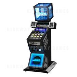 Jubeat Arcade Machine