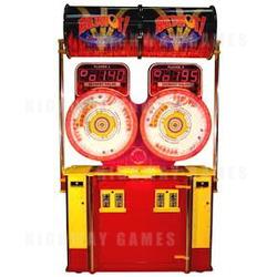 Red Hot! (2 Player Version) Ticket Redemption Machine