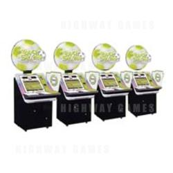 Touch Striker Arcade Sports Game