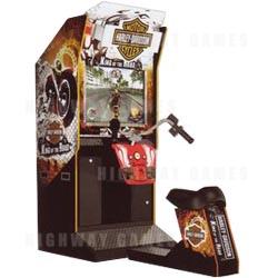Harley Davidson: King of the Road SD Arcade Machine