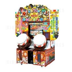 Taiko No Tatsujin 13 Arcade Machine
