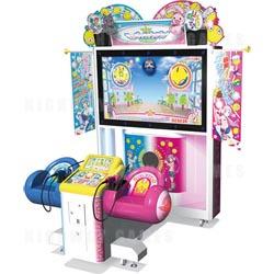 Music Gun Gun Arcade Machine