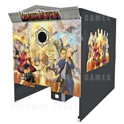 "80"" Haunted Museum Arcade Machine"