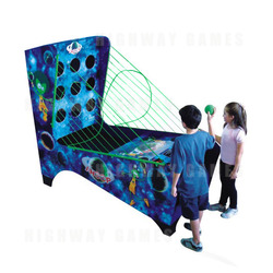 i-Hoop Redemption Arcade Machine - Space Model