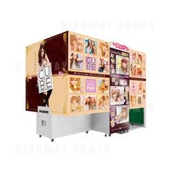 Cube Photo Machine