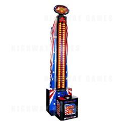 King of the Hammer DX Arcade Machine