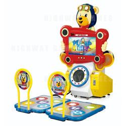 Pump Jump Kids Arcade Machine