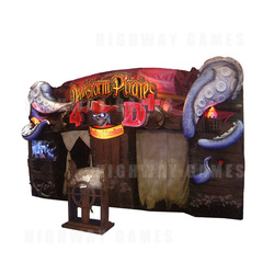 Deadstorm Pirates 4D+ Arcade Machine