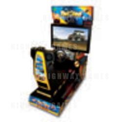 Twisted: Nitro Stunt Racing Arcade Machine
