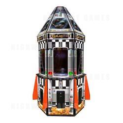 GalacTix Arcade Machine