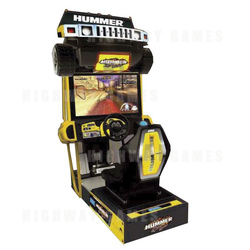Hummer: Extreme Edition Arcade Machine