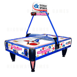 Sonic Sports Air Hockey Table