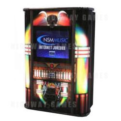 NSM Nostalgia Internet Jukebox