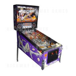 The Machine: Bride of Pinbot Pinball (1991)