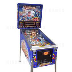Funhouse Pinball (1990)