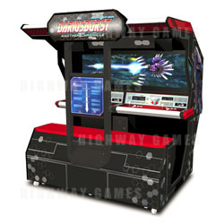 Darius Burst: Another Chronicle Arcade Machine