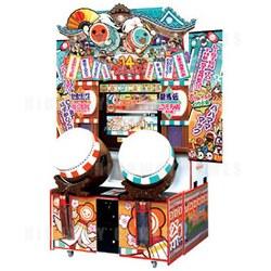Taiko No Tatsujin 14 Arcade Machine