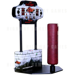 i-Fight Sports Arcade Machine