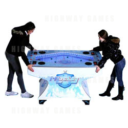 i-Hockey Arcade Machine - Ice Model