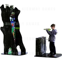 i-Monster Arcade Machine