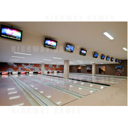 Official iBowling Lanes