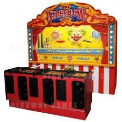 Sideshow 3 Player Arcade Machine