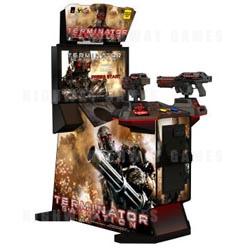 """Terminator Salvation 32"""" Arcade Machine"""