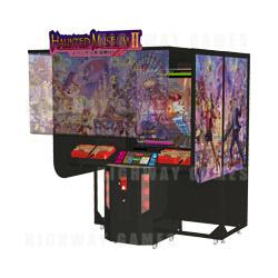 "55"" Haunted Museum 2 Arcade Machine"