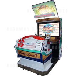 Let's Go Island Non-Motion DX Arcade Machine