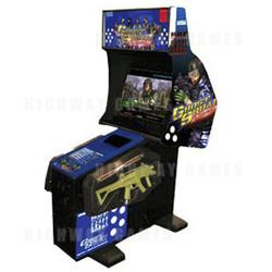 Ghost Squad Evolution SD Arcade Machine