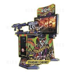 Frightmareland SD (Haunted Museum 2) Arcade Machine