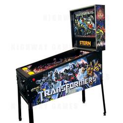 Transformers Pro Pinball