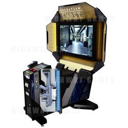 """Operation Ghost 42"""" DX Arcade Machine"""
