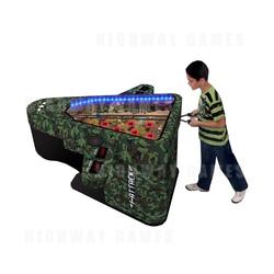 i-Attack Arcade Redemption Machine - Jungle Edition