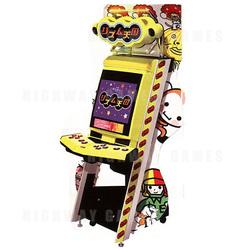 Rhythm Tengoku Arcade Machine