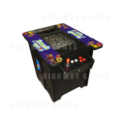 Arcade Cocktail Table with Tube Monitor