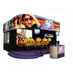 XD Theatre 8 Simulator