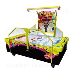 Pac Man Smash Air Hockey Table