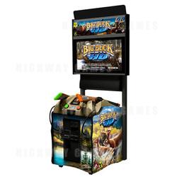 "Big Buck HD Dedicated 32"" Arcade Machine"