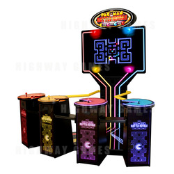 Pac-Man Battle Royale Deluxe Arcade Machine