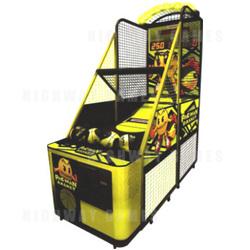 Pac-Man Basket Basketball Arcade Machine