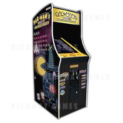 Pac-Man's Arcade Party Upright Arcade Machine